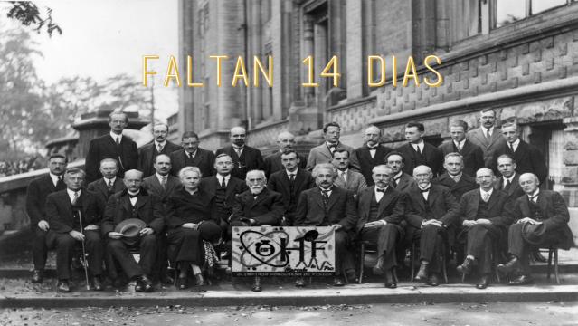 FALTAN 14 DIAS